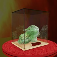 3D model chinese cabbage