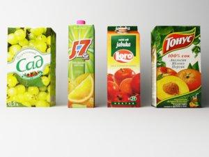 3D juice lero