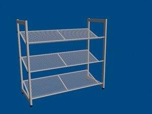 rack 3D