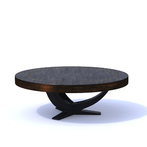 3D eichholtz umberto coffee table model