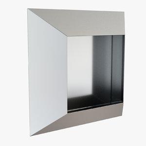 3D mirror vinovo