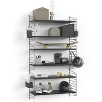 shelves organizer model