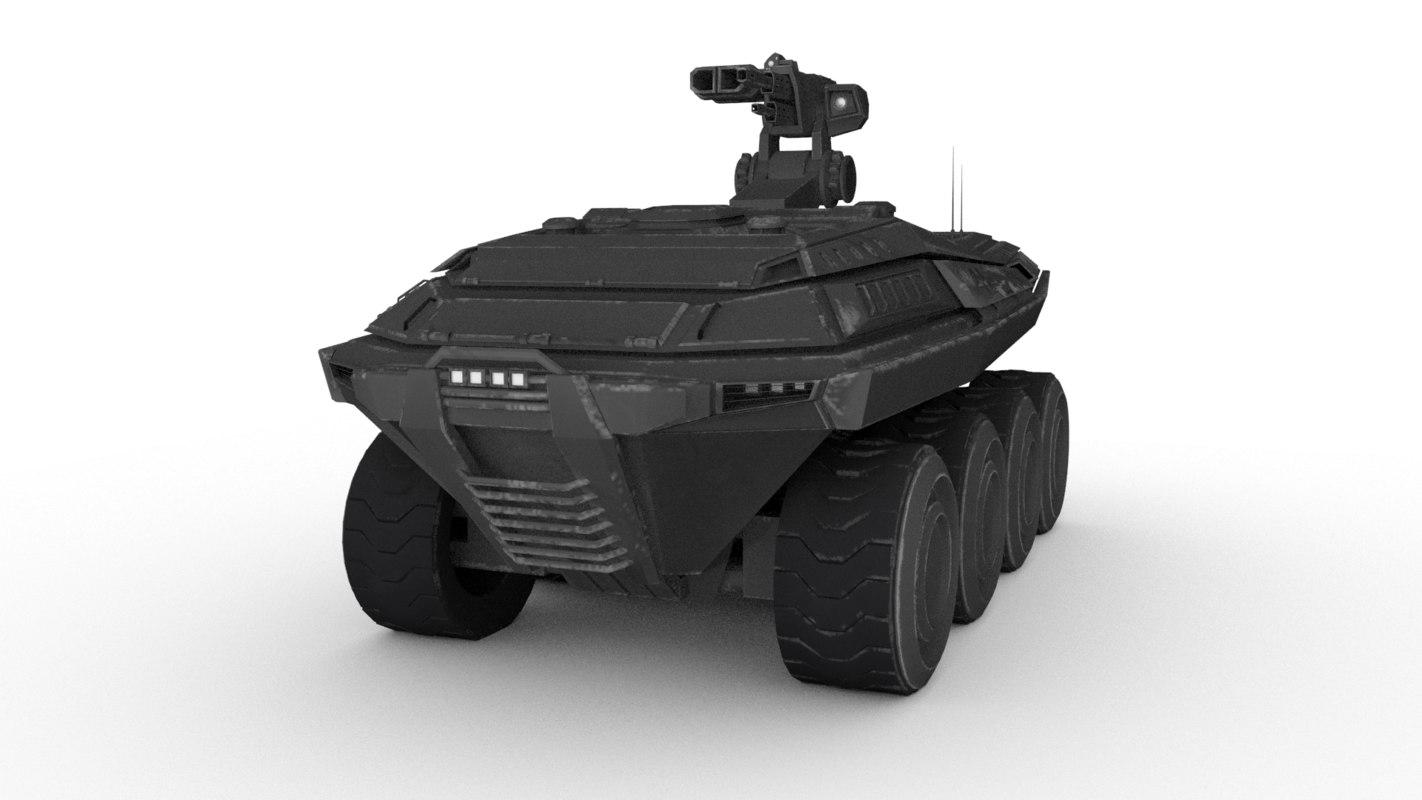 vehicle tank model