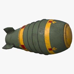 3D bomb mark 6