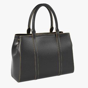 women bag 3D