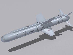 kh-38me h-38 kh-38 3D model