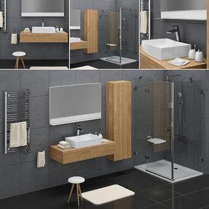 bathroom ravak formy set model