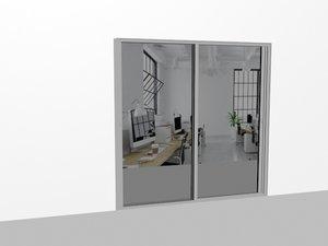 3D model glassdoor