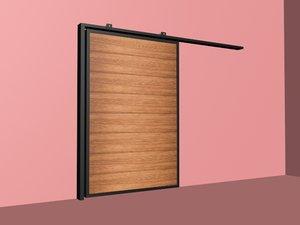 3D glassdoor