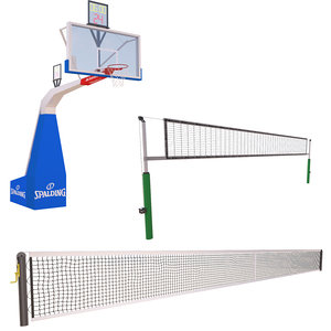 3D sport elements