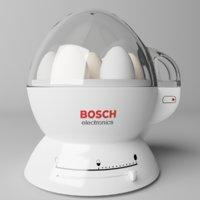 eggs boiler 3D