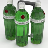 Alcohol Bottle Tanqueray No. Ten 700ml