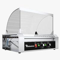 3D cuisinairre hot shot