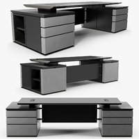 3D promemoria writing desk au