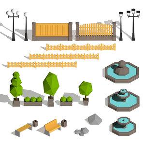 3D garden pack