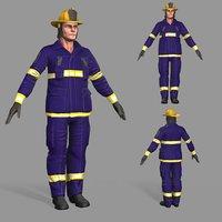 fireman 3D