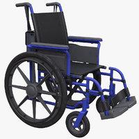 3D wheelchair 2