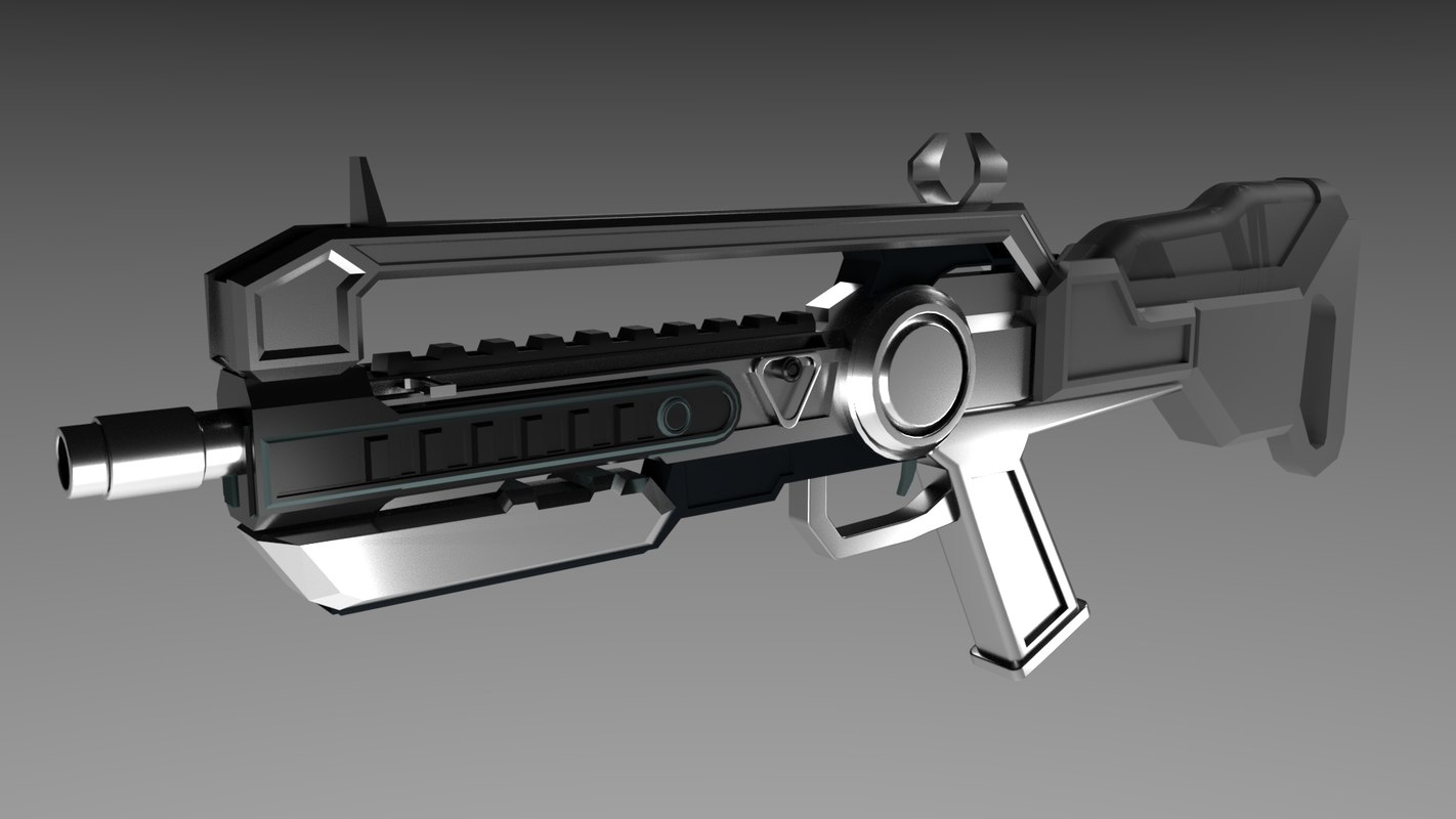 3D smg games