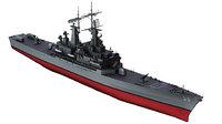 USS Texas (CGN-39) Virginia-Class Cruiser