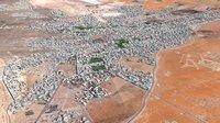 Arab Desert City