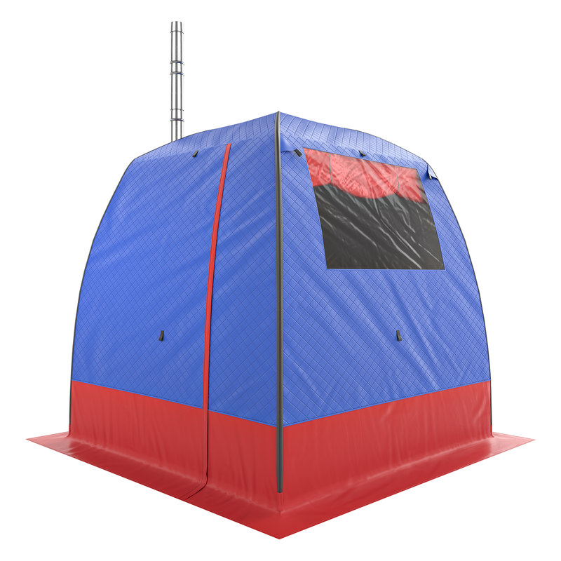 3D tents bathhouses