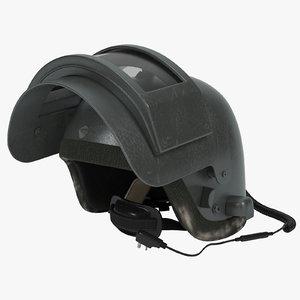 3D helmet lynx-t