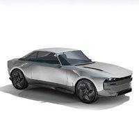 3D model new concept