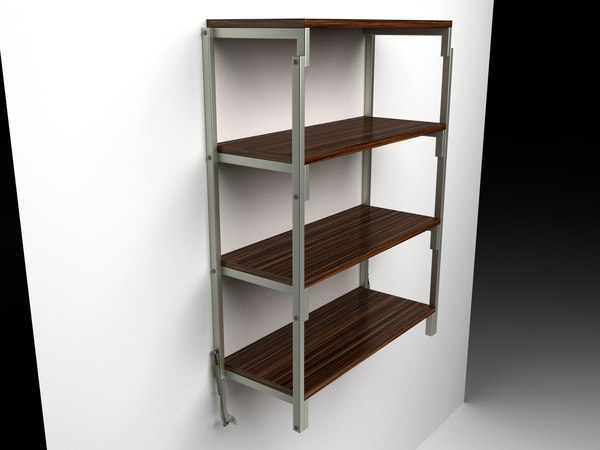 swing table shelf model