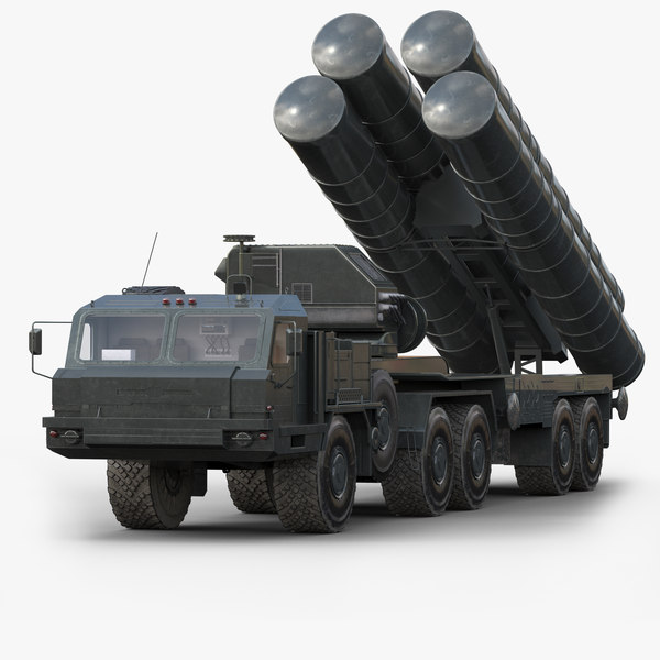3D s-400 defence 400