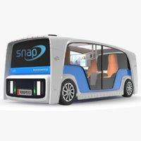 rinspeed bus 3D