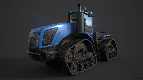 3D tractor t9