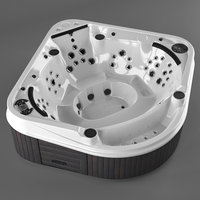 Jacuzzi Coast Spas Cascade 3 Phantom