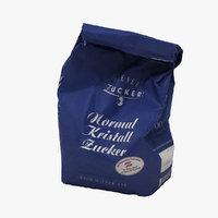 3D pack sugar