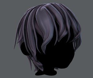 hair style boy v40 model