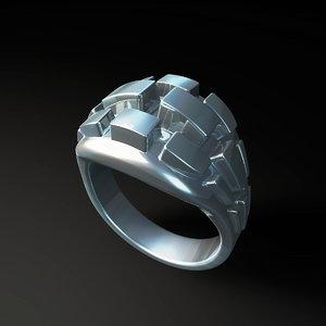 ring printable 3D