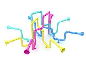 playground receiver model