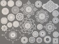 Rosettes Collection -1 - 29 pieces