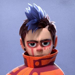 cool kid 3D