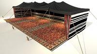 qatar tent model