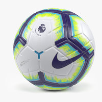 Nike Merlin Premier League Ball(1)