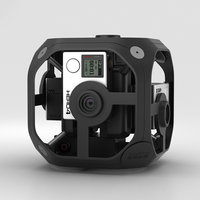 3D model gopro omni pro