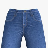 Blue Jeans for woman