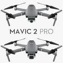 DJI Mavic 2 Pro and Zoom