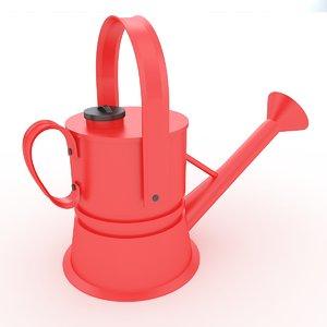watering design 3D