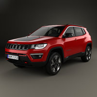 3D jeep compass latam