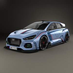 hyundai rn30 2016 3D model