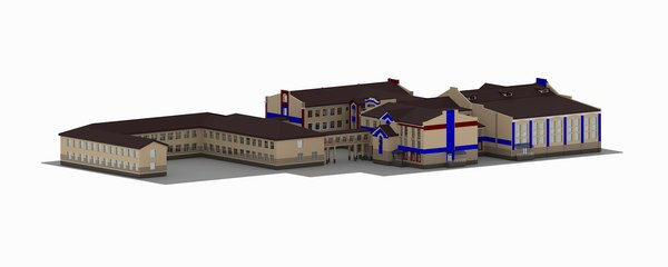 3D school