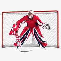 Hockey Goalkeeper HQ 001