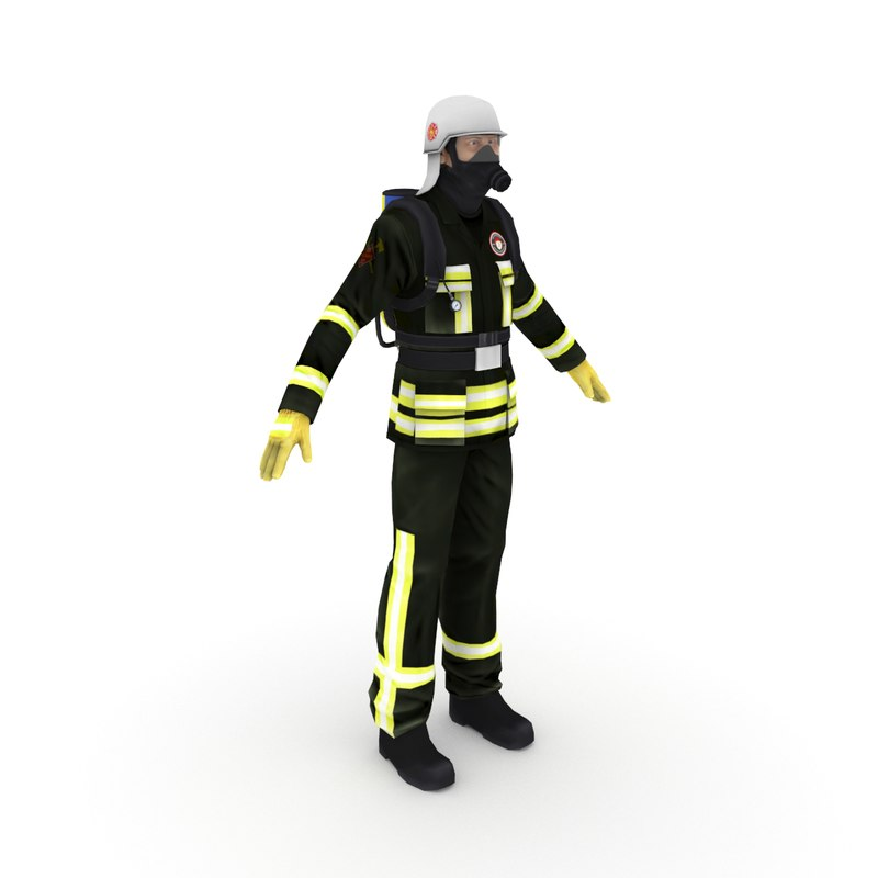 firefighter fighter 3D