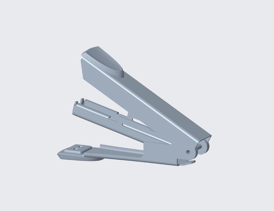 3D hand stapler